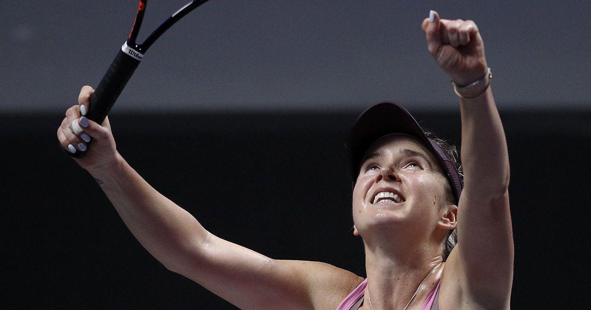 Свитолина вышла в четвертьфинал турнира в Штутгарте