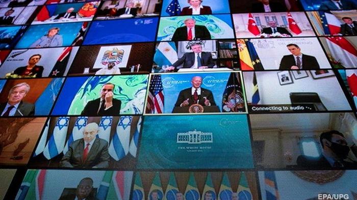 Мировые лидеры выступили на саммите по климату