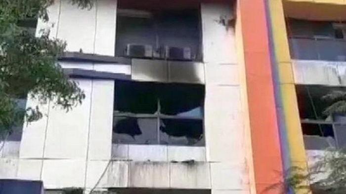 В больнице в Индии при пожаре погибли 13 человек