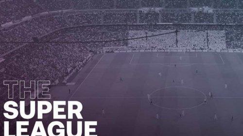 Суперлига выступила с заявлением после выхода английских клубов из проекта