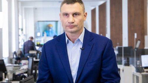 Кличко рассказал о ситуации с коронавирусом в Киеве