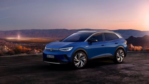 Назван лучший автомобиль 2021 года
