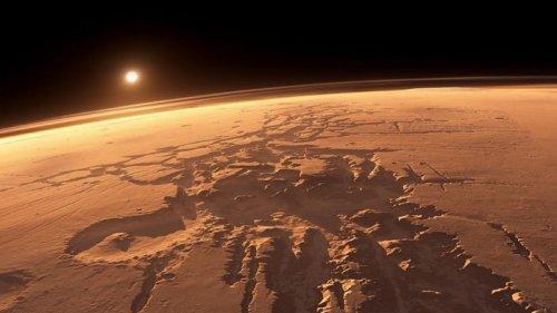 Колонизация Марса все ближе: на Красной планете впервые произвели кислород (видео)