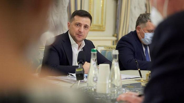 Зеленский подписал указы о смене начальников СБУ