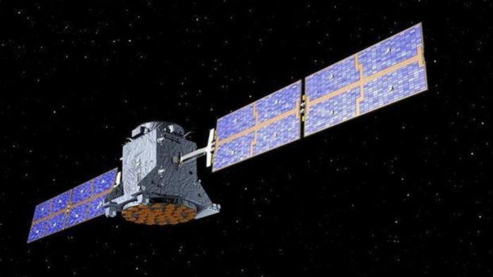 Российский военный спутник сгорел в атмосфере