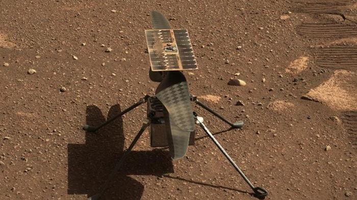 Вертолет NASA установил на Марсе новые рекорды (видео)