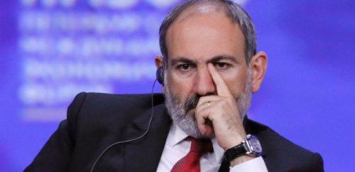 Премьер Армении Пашинян подал в оставку