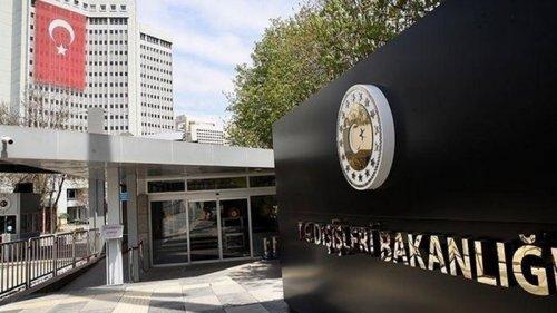 Посла США вызвали в МИД Турции из-за слов Байдена