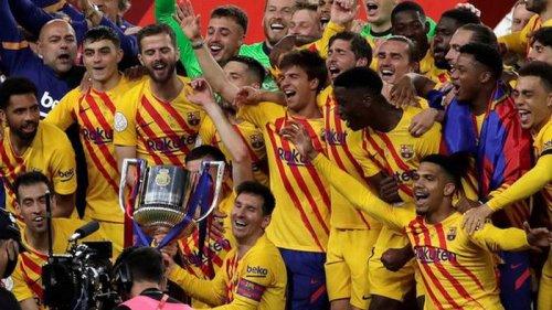 Барселона остается в скандальной Суперлиге