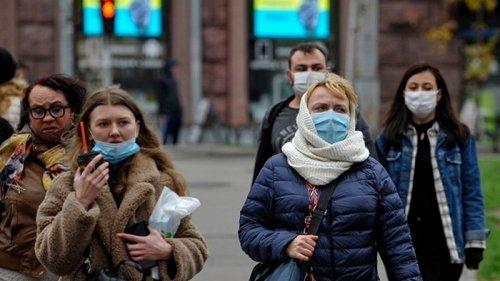 В Киеве в три раза подскочил прирост COVID-19