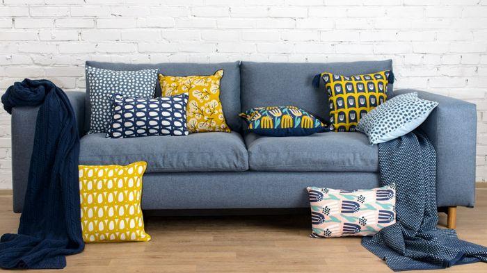 Как правильно выбирать декоративные подушки?