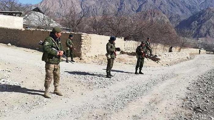 В Центральной Азии разгорается вооруженный конфликт
