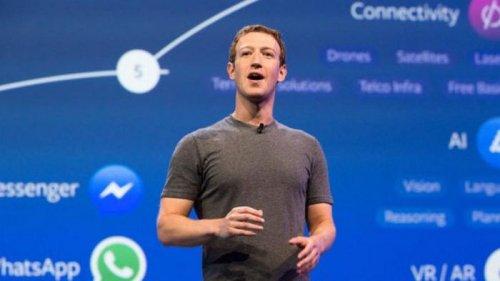 Facebook отчитался о росте выручки благодаря рекламе. Отчет обвалил стоимость биткоина
