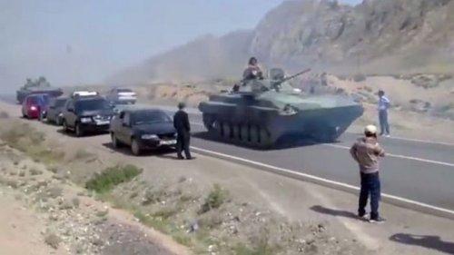 Кыргызстан и Таджикистан завершили переговоры