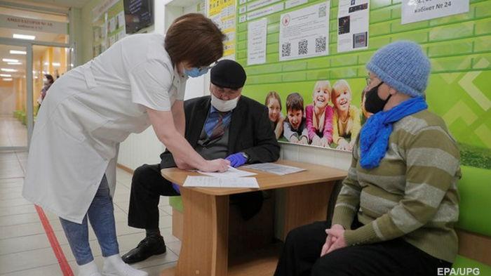 В Украине обнаружили менее 3 тысяч случаев коронавируса за сутки