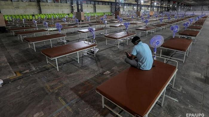 В Индии ожидают рост COVID-случаев