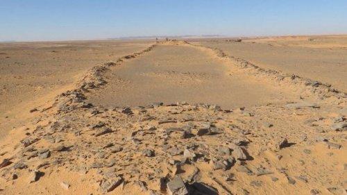 Старше Стоунхенджа. Раскрыто предназначение таинственных каменных построек на Аравийском полуострове