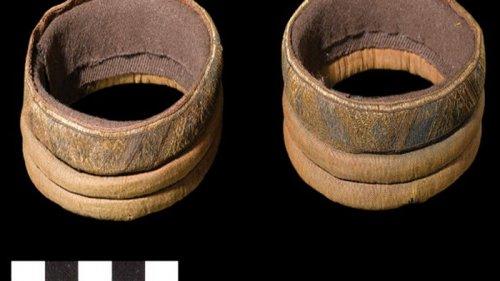 В Дании найдены останки викингов (фото)