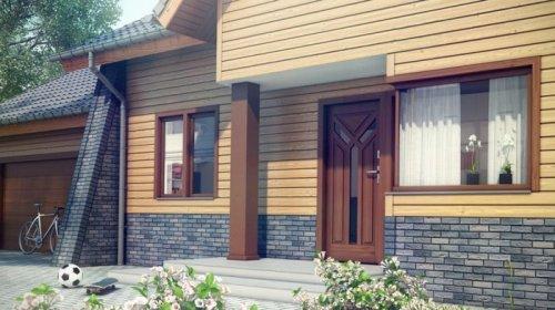 Фасадные панели System MAX-3: декор и защита здания
