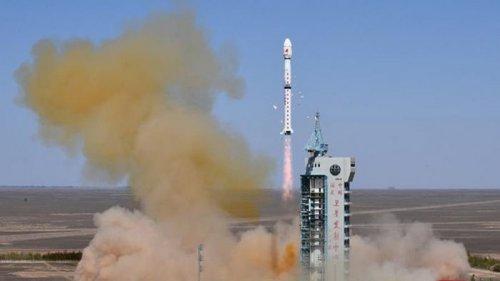 Китай вывел на орбиту новый спутник зондирования Земли