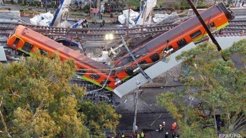 Катастрофа в метро: в Мексике объявлен трехдневный траур