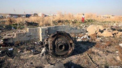 Катастрофа самолета МАУ: Украина подала замечания к отчету Ирана