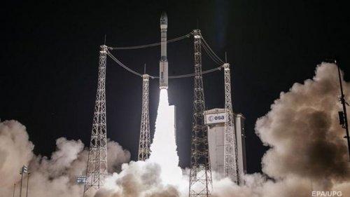 Украина поставит дополнительные двигатели для ракеты Vega