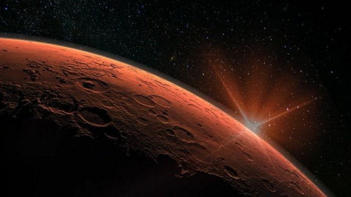 Впервые в истории. На Марсе ровер Perseverance записал звук летящего вертолета: видео