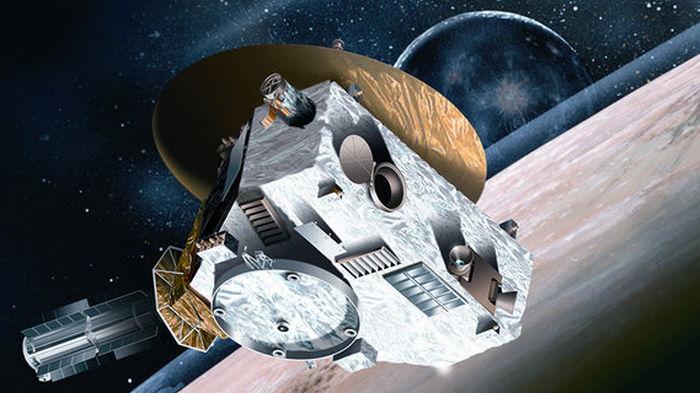 Зонд NASA из пояса Койпера сфотографировал самый далекий рукотворный объект