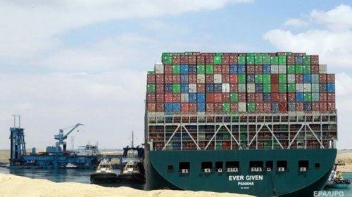 Морские перевозки в мире подорожали до максимума за десятилетие