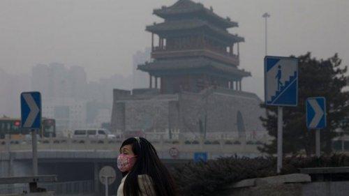 Китай по выбросам в атмосферу обогнал все развитые страны вместе взяты...