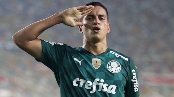 Динамо может подписать юного игрока Палмейрас