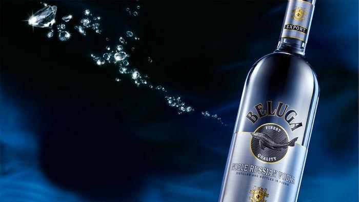 Водка Белуга — напиток премиум-класса на российском рынке