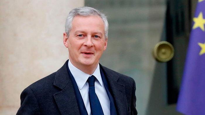 Министр финансов Франции прибыл с визитом в Украину