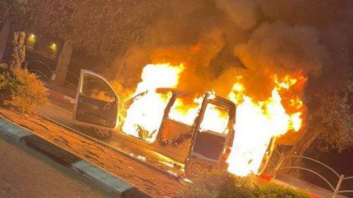 В Израиле продолжаются массовые беспорядки