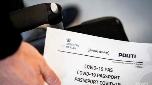 В ЕС пока не договорились о введении COVID-паспортов