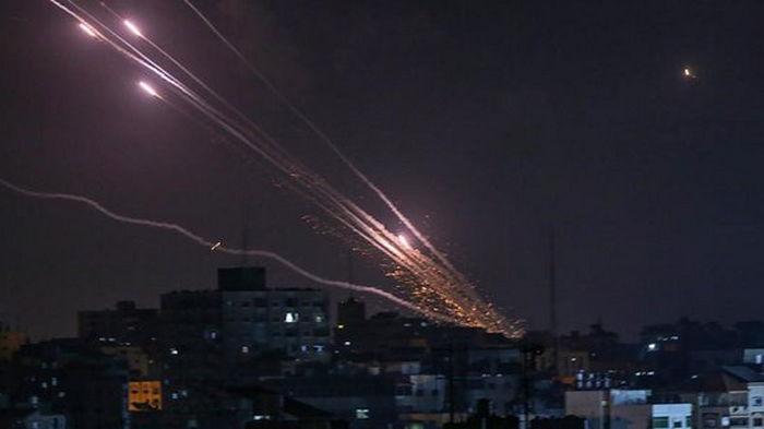 Израиль заявил о наивысшей в истории частоте ракетных обстрелов из Газы