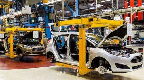 По сравнению с прошлым годом Украина переживает бум автопроизводства