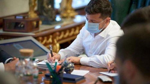 Зеленский подписал закон о сертификации Укрэнерго согласно требованиям ЕС