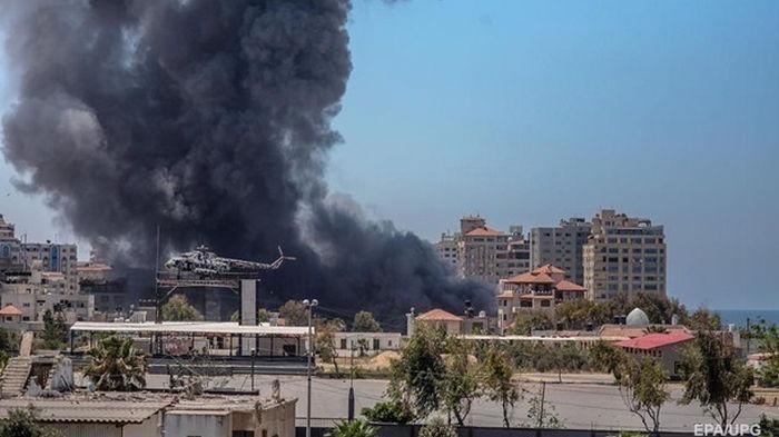 Кулеба озвучил сроки эвакуации украинцев из сектора Газа