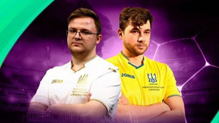 Сборная Украины досрочно вышла на киберспортивный чемпионат Европы