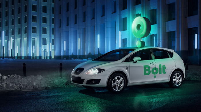 Как заработать водителем в Bolt в Житомире от 40 тыс. грн.