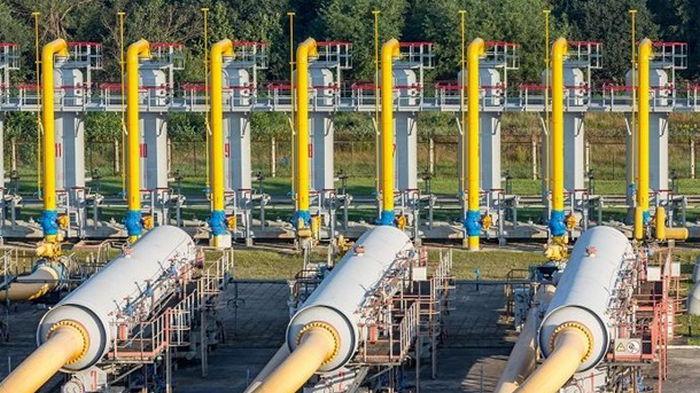 Украина не импортирует газ из России 2000 дней