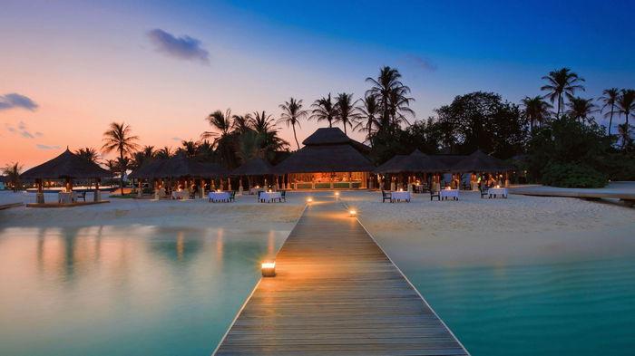 На Мальдивах заявили, что острова могут исчезнуть