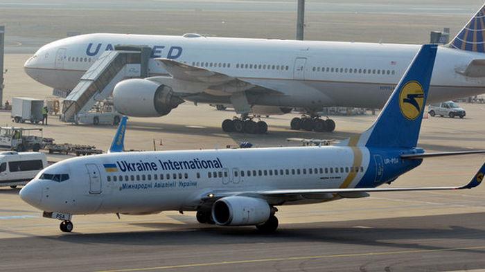 МАУ: Прекращение авиасообщения с Беларусью не связано с риском для безопасности полетов