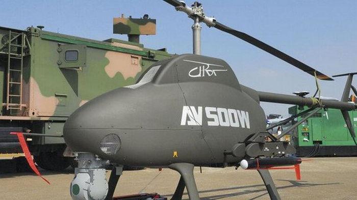 В Украине создали первый ударный беспилотный вертолет: фото