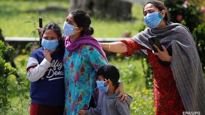 В Индии обнаружена еще одна грибковая болезнь