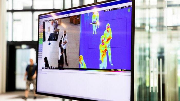 Інтелектуальне відеорішення для бізнесу – камера Mobotix S74