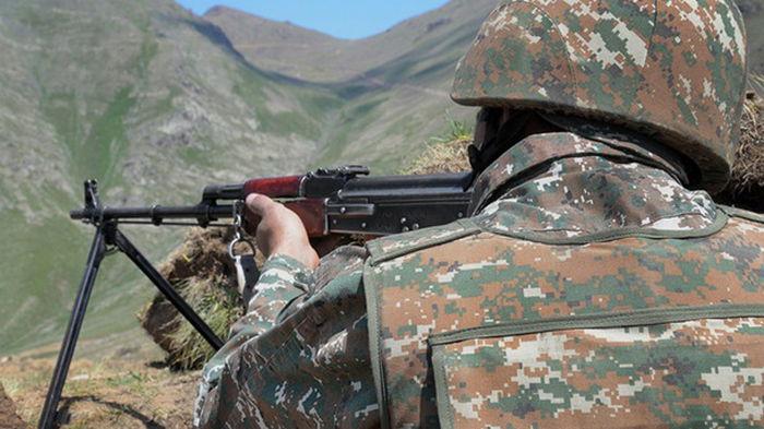 Часть армии Азербайджана покинула Армению