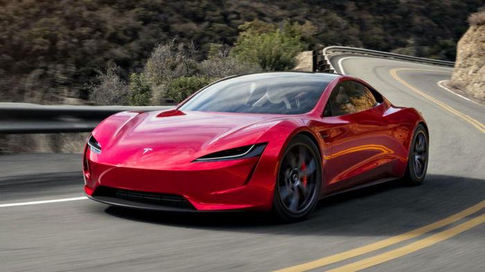 Илон Маск обещает, что Tesla Roadster в версии SpaceX будет настоящей ракетой